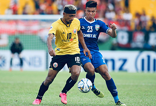 Vietnamese team remains in contention for AFC Cup knockout with big win