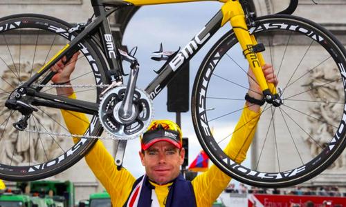 Tour de France winner looks forward to cycling in Vietnam