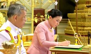Thai King announces consort to be Queen ahead of coronation