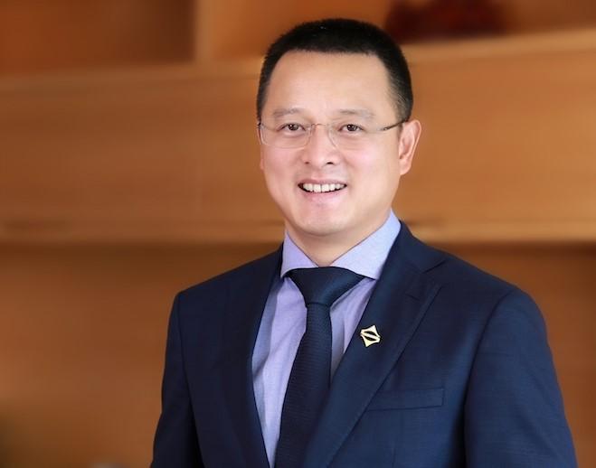 Dang Minh Truong, chairman ofSun Group