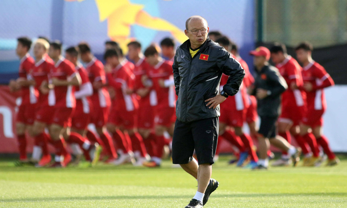 Vietnam needs to gear up for 48-team World Cup: coach Park