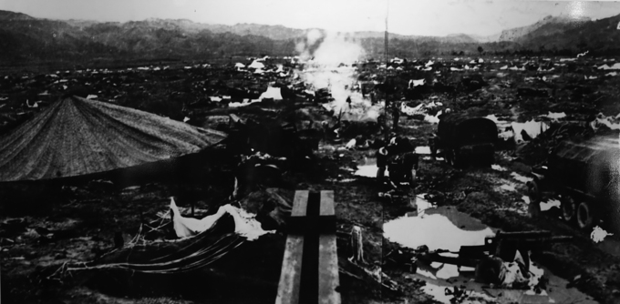 A Dien Bien Phu flashback in black and white - 10