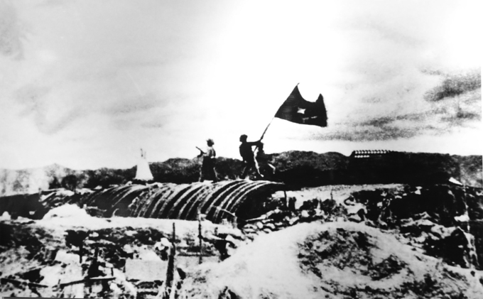 A Dien Bien Phu flashback in black and white - 8