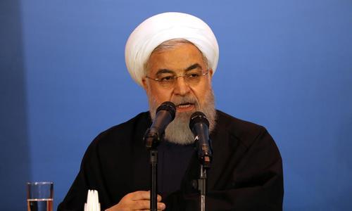 Iran threatens uranium enrichment if world powers do not keep promises: Rouhani