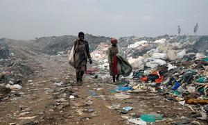 US could be outlier if UN clinches plastic waste pact