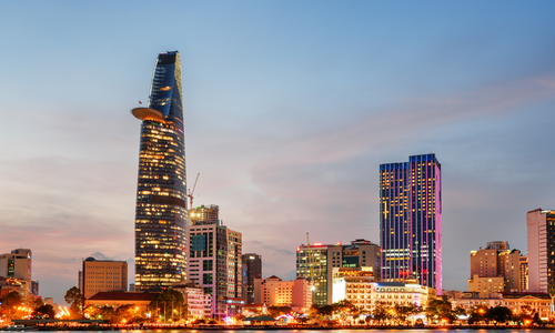 HCMC wants $54 billion foreign investment
