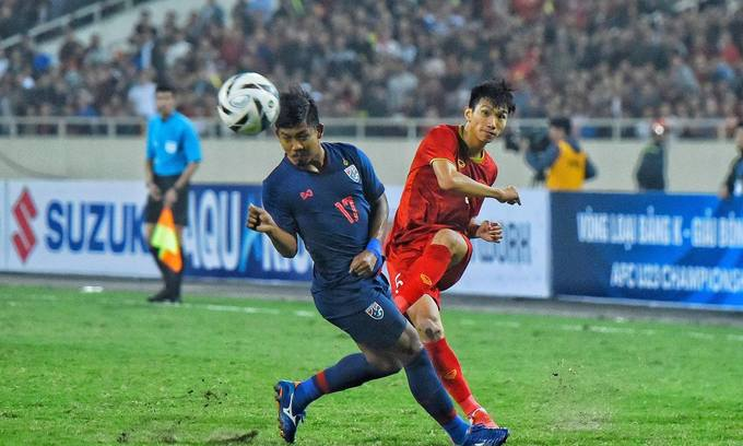 Vietnam to play Thailand in first King's Cup game