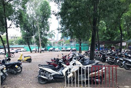 Hanoi approves $77 million underground parking lot
