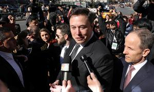 Trial date set for Elon Musk's 'pedo guy' tweet