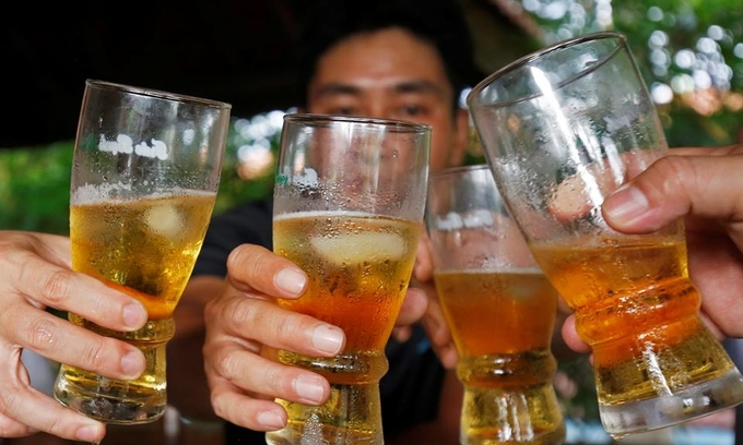 Vietnam records fifth highest increase in per capita alcohol consumption