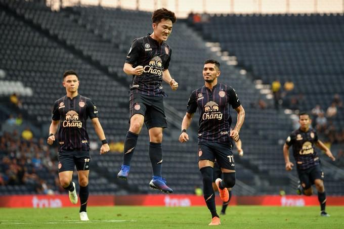 Thai media laud Vietnamese midfielder's maiden goal