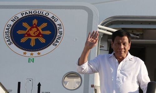 Philippines votes in polls expected to strengthen Duterte
