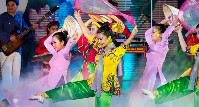 1000 artistes to sing in Hoi An int'l choir contest