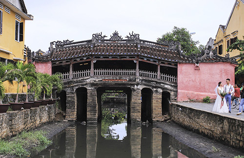 Hoi An yet to decide how to save degraded 400-year-old bridge