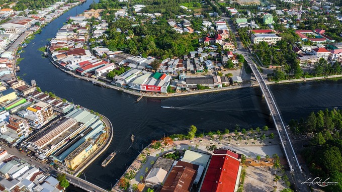 Sugar mill polluter in chief of Mekong Delta river