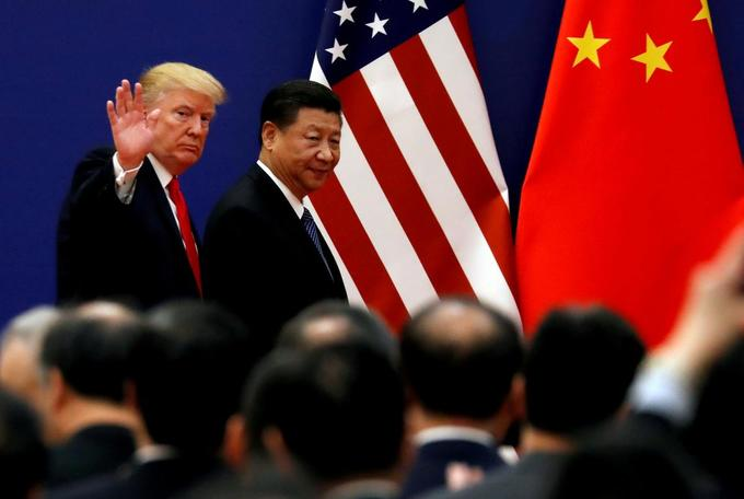 Trump and Xi to meet after defiant China hits US with new tariffs