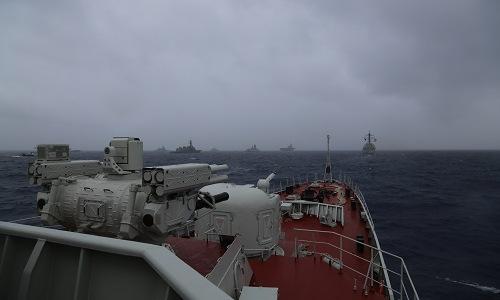 Vietnamese warship joins ASEAN+ naval exercise in Singapore