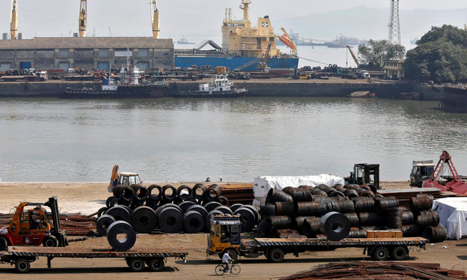India fears US-China trade war will lead to dumping of Chinese steel
