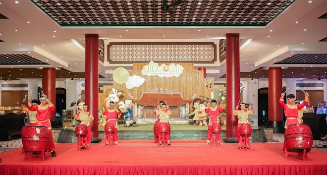 Sun World Danang Wonders celebrates Mid-Autumn Festival.