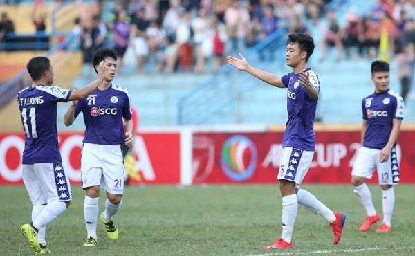 Two Vietnam clubs in AFC Cup semis for first time
