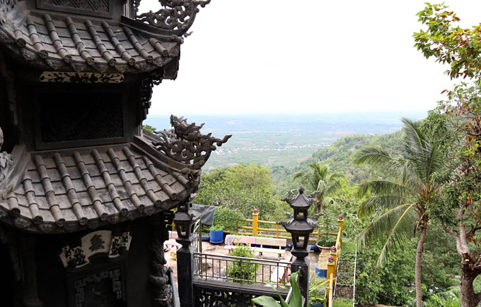 A panoramic view of Southern Vietnam at its second highest rooftop (unedited) - 5