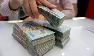 90 percent of suspected money laundering in Vietnam done through banks