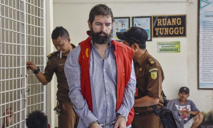 French drug smuggler sentenced to death in Indonesia