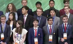 Vietnamese student wins third prize at US science competition