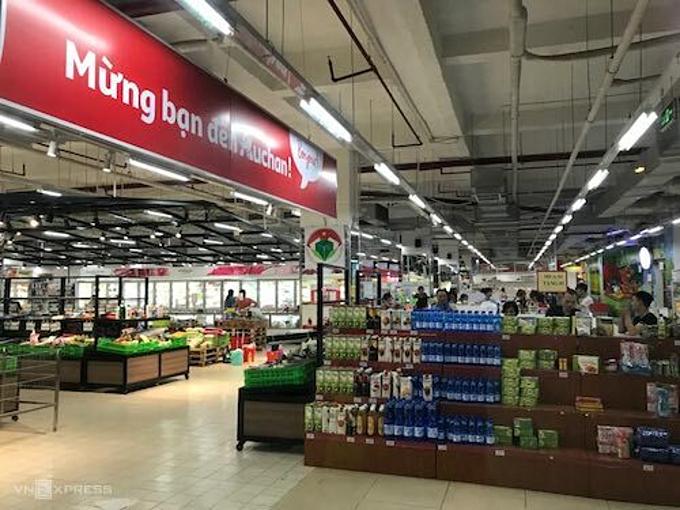 French retailer Auchan to retain three of 18 Vietnam stores