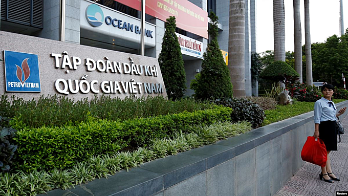 PetroVietnam subsidiaries told not to close OceanBank deposits