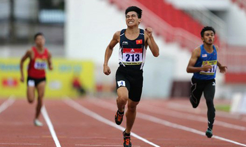 Vietnam win three golds at Thailand Open Track and Field