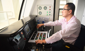 600 Vietnamese staff trained for Hanoi's first metro line