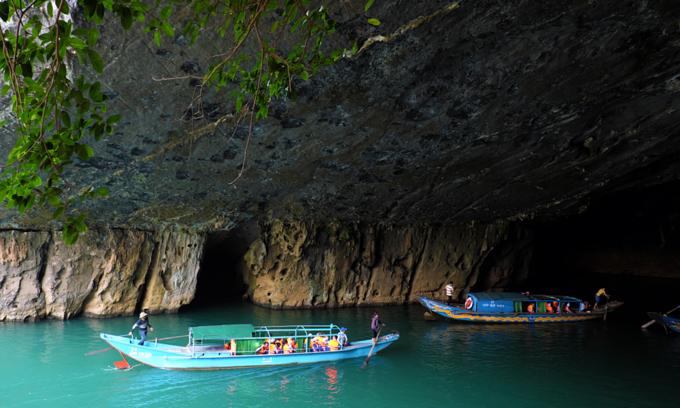 Phong Nha-Ke Bang diversity wins a Southeast Asia recommendation