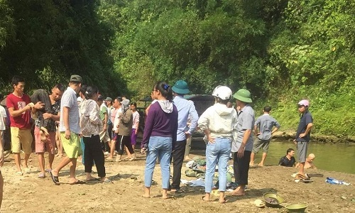 Four sixth graders drown in northern Vietnam