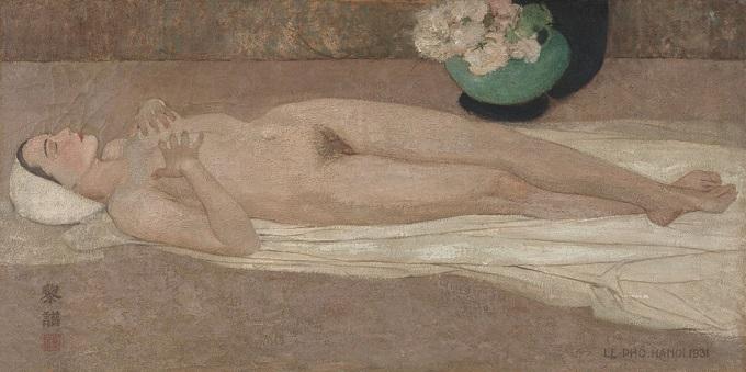 Nue (Nude) by Le Pho