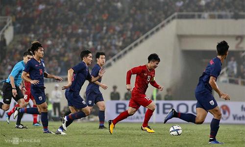 Vietnam football team to wear athlete tracking monitor