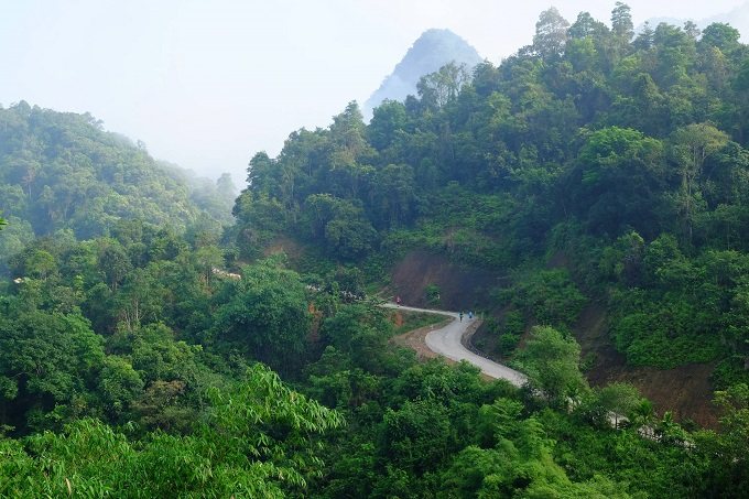 Vietnam jungle marathon introduces breathtaking rural vistas - 4