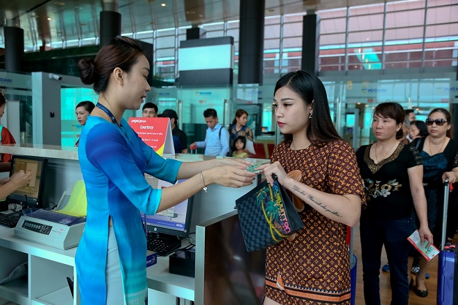 Van Don Airport has significantly contributedto figure of 6,6 million visitors to Quang Ninh Province in the first four months of this year, up 14 per cent year-on-year.