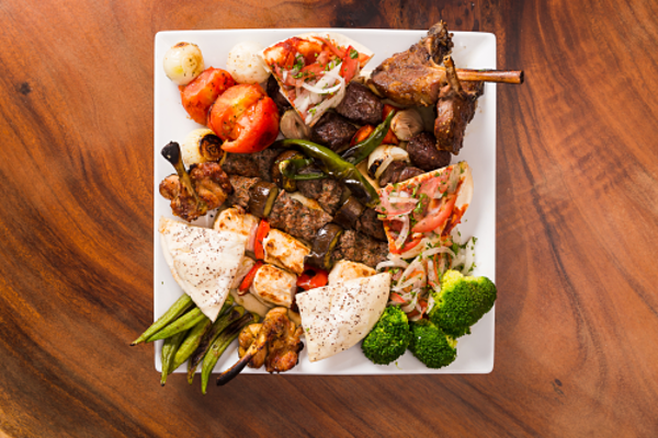 Beirut Mixed Grill