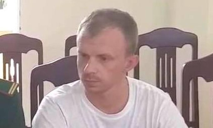 Russian man wanted by Interpol nabbed in Vietnam