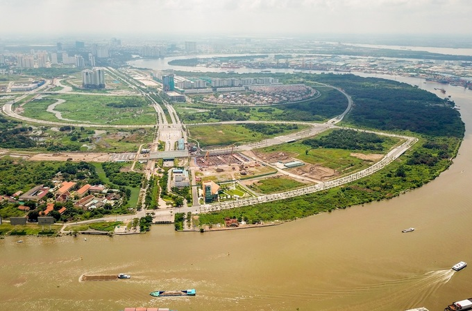 Ho Chi Minh City calls for investment to build $210 million financial hub