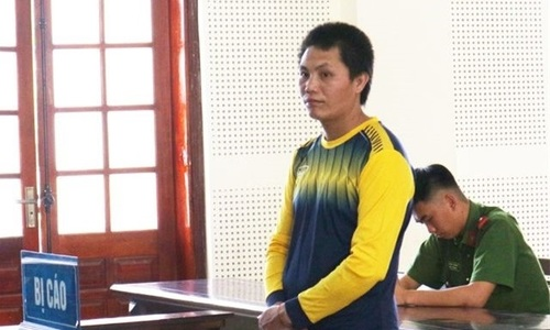 Lao man sentenced to death for smuggling 10 kilos of drugs to Vietnam