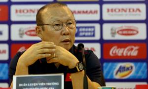 King's Cup 2019: Vietnam coach Park says squad selection fair