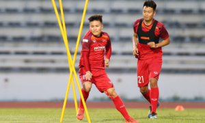 Vietnam begin King's Cup training