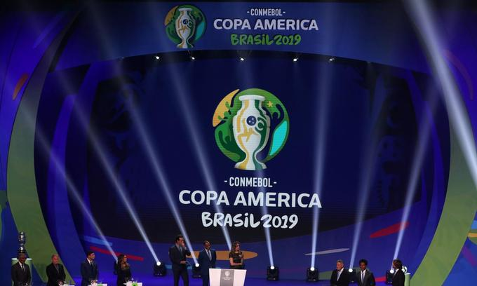 FPT Telecom buys Vietnam TV rights for Copa América football