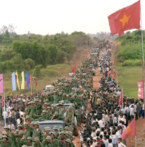Pictorial flashback: When Vietnam freed Cambodia from a genocidal regime - 8