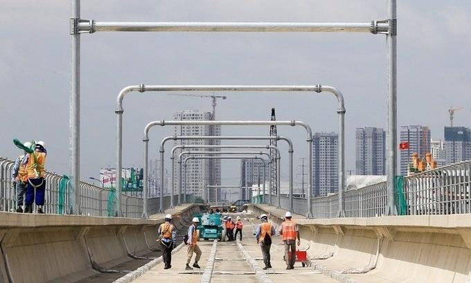 Затраты на строительство метро во Вьетнаме превышают 3,5 миллиарда долларов США