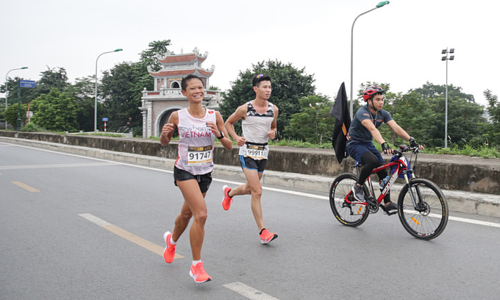 Vietnam's leading pack ready for VnExpress Marathon challenge