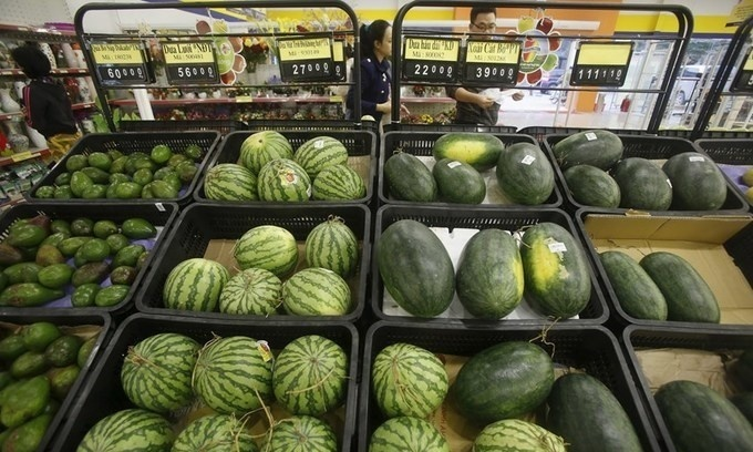 Fruit, veggie imports see 46 pct Jan-May spike
