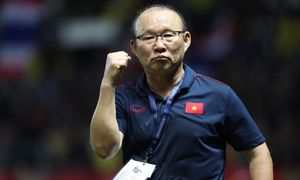King's Cup: Vietnam still Southeast Asia champion, says coach Park